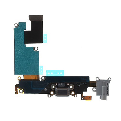 iPhone-6-plus-dock-connector-staand-donker-grijs